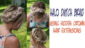 Halo Dutch Braid | Hidden Crown Hair Extensions Hidden Crown Hair Extension Reviewpros Cons Final Recommendations Exteions Clip Ins Toppers Beauty Tagged Hidden Crown Hair Exteions 36buckscom Kym Loves Posts Facebook Lauren Ashtyn Topper Review Coupon Code Allisons Journey Home Does It Work Hidden Crown Hair Exteions Promo Code Print Sale