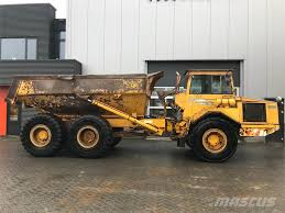 100 Dump Truck Tailgate Volvo A25C 6 X 6 Articulated ADT Price