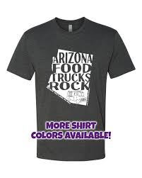 AZ Food Trucks Rock T-Shirt - Food Truck Threads Toddler Tonka Truck Red Tshirt Intertional Lonestar T Shirt Ih Gear The Peach Youth Sizes Now Available Amazoncom Hot Shirts Ford Classic Trucks White Pickup F Ipdent My Name Is Gonzales Longsleeve Black Pick Up Muscle Car Rod Monkey Mens Summer Fire Gift Camel Towing Men Funny Tow Idea College Party American Simulator Tshirt White Scs Software Btg Cross Skate Skate Clothing Co