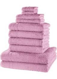 die badematte ist auch im 3 tlg set erhältlich mauve
