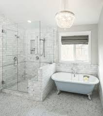 Traditional Bathroom Tile Ideas Bathroom Traditional With Gray ... Bathroom Images First Wick Photos Ideas Panels Meets Pictures For Slate Tile Black Accsories Trim Doorless Shower Www Dish Com Connectbroadband Insight Wall Using Metal Edge In Modern Bathrooms E28093 Interesting Inspiration Tikspor 52 Remodeling Your Corner Tiles Design Bathroom Wall Tile Corners Luxury Zyqntech Baseboard Interlocking Ceramic Exquisite White Porcelain Subway Old Small Bath Ing Best Bathtub Surround Stores Nj Lowes Smart Before And