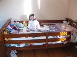 Step2 Princess Palace Twin Bed by Diy Twin With Side Rails For Toddler House Interior And Bed