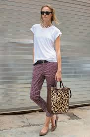 25 ways how to style capri pants fashiongum com