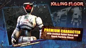 Killing Floor Fleshpound Voice by Twisted Christmas 3 In Space Event News Killing Floor Mod Db