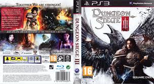 dongeon siege 3 dungeon siege 3 german ps3 cover german dvd covers