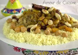 cuisine choumicha couscous tfaya cuisine marocaine amour de cuisine
