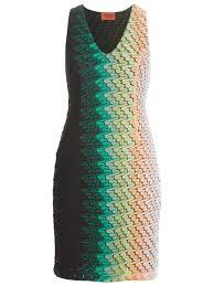 missoni women u0027s v neck crochet knit dress xeuee