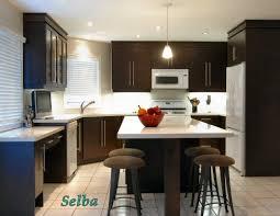 need opinions i love a black cabinet orangish walls kitchen