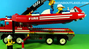 LEGO CITY FIRE TRUCK And FIREBOAT 7213 - YouTube Lego City Fire Ladder Truck 60107 Walmartcom Brigade Kids Pin Videos Images To Pinterest Cars 2 Red Disney Pixar Toy Review Howto Build City Station 60004 Review Boxtoyco Moc 60050 Train Reviews Lego Police Buy Online In South Africa Takealotcom Undcover Wii U Games Nintendo Playing With Bricks My Custom A Video Update 60002 Amazoncouk Toys Airport Remake Legocom