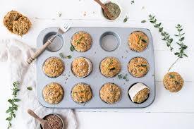 glutenfreie und vegane herzhafte muffins