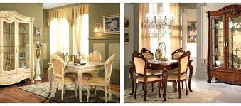 Dining Room Sets Furniture Marvelous Decoration In Decor Table Chairs Italian Style Decora