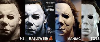 Halloween 8 Resurrection Mask by The Official Page Of Halloweenman87 Michael Myers Figures Masks