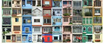 100 Townhouse Facades Why Are Houses So Narrow In Vietnam The History Of The Tube House