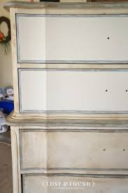 When and How to use Antique Glaze or Dark Wax on your Painted