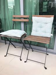 Ikea Outdoor Chairs. Patio Chairs. Balcony Chairs X 2pcs On ...