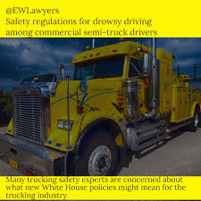 Eberstein Witherite Principal Discusses Drowsy Driving, Rest Break ...