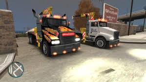 EXCLUSIVE Biff Recovery Trucks PC Games - YouTube