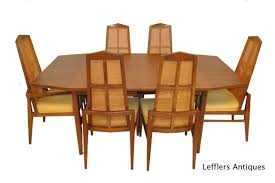 Mid-Century Modern Walnut Dining Set By Foster-McDavid Simmons Upholstery 500959 Heirloom Fniture Black Walnut Ding Table Bentley Designs Lyon Extending Table 6 Oiive Grey Leather Chairs Costco Uk Royce Set B 14 Camel Group Nostalgia Round Extension Starburst Dark Tables Custmadecom And Chairs Chair By Svegards Of America Argos Ava With 4 In Bucksburn Aberdeen Gumtree To Solid Jupe Hidden Leaves