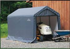 portable shed ebay