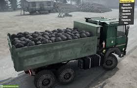 100 V10 Truck Spintires Mudrunner Maz 6317 V101117 Simulator