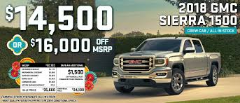 100 Texas Truck Deals Cavender Buick GMC North San Antonio Buick And GMC Dealership