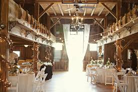 Rustic Barns For Weddings