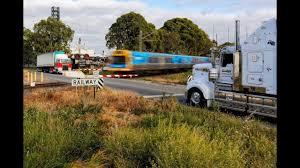 100 Trains Vs Trucks Train Vs Truck Crash Compilation YouTube