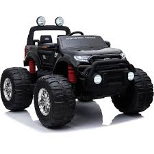 100 Monster Truck Kids Licensed Ford Ranger Kids 24V Truck