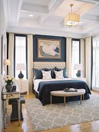 Master Bedroom Decorating Ideas For A Traditional With Navy And Columbia Dream Home 2014