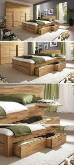 massives komplett schlafzimmer aus natürlicher kernbuche