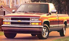 100 1995 Chevy Truck Most Stolen Cars Of 2014 By State AutoNXT