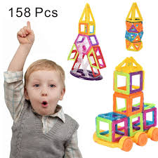 Picasso Tiles Magnetic Building Blocks by 100 Picasso Tiles Magnetic Building Blocks Nextx