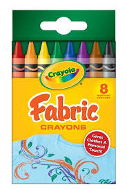 Crayola Bathtub Crayons Ingredients by Color A Picture With These Crayons And Iron Them On A White