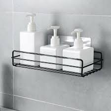 küche badregal regale badablage halter duschkorb ohne bohren