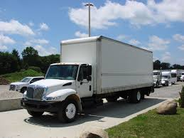 100 Straight Trucks For Sale With Sleeper BOX VAN TRUCKS FOR SALE