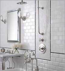 white beveled subway tile shower 盪 a guide on beveled subway tile