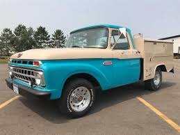 100 1965 Ford Truck For Sale F100 For ClassicCarscom CC1142648