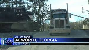 Cell Phone Video Shows The Moment A Freight Train Slammed Into A ... Food Truck Laws For Columbus Ga Reports Visit Bill Holt Chevrolet Of Canton For New And Used Cars Auto Ford And Car Dealer In Bartow Fl Morrow Extended Stay Hotel Intown Suites The Peach Nashville The Best Fresh Georgia Peaches Availabl Caterham Trucks Form Park Closed Stock Photos Dublin Wikipedia 5 Great Routes Selfdriving Truckswhen Theyre Ready Wired Town Tow Emergency Towing Cedartown Cave Spring Rockmart