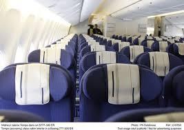 siege boeing 777 300er air sièges dans un avion boeing 777 300 d air en classe économique