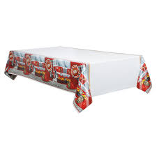 Fire Truck Birthday Plastic Tablecloth | Firefighter Party Decorations Fire Themed Party Supplies Firefighter Ornaments Cheap Truck A Twoalarm Fireman Birthday Spaceships And Laser Beams Hydrant Pinata Decorations Firetruck Printable Favors Cozy Coupe Ideas Tagged Flaming Secret Bubbles Flame Tour Engine Boxes 1st