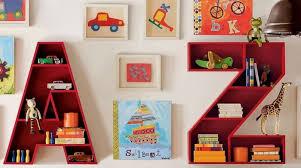 étagère murale pour chambre bébé meuble rangement enfant pour instaurer l ordre avec du goût