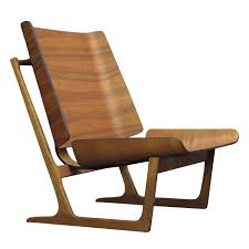 Webbed Lawn Chairs With Wooden Arms by Grete Jalk Danish Walnut Lounge Chair Modern Lounge Modern And