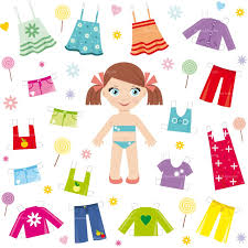 Cliparts Girl Clothes 2527039