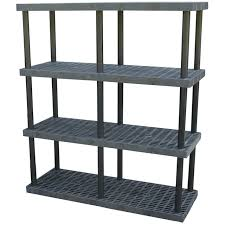 SPC Industrial Shelving Systems