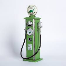 American Retro Gas Pump Model Of Storage Tank Creative Clothing Store Studio Window Display Props Study