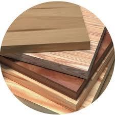 plateau melamine sur mesure panneaux de bois sur mesure stratifié mélaminé mdf