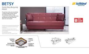 Rta Cabinets Unlimited Cedarburg by 18 Istikbal Sofa Bed Assembly Stella Image Gray Living Room