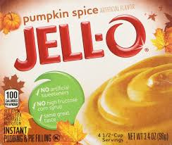 Cooked Pumpkin Pie Moonshine by Pumpkin Spice Jell O Pudding Returns To Store Shelves For Fall
