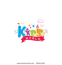 Logo Design Kids World