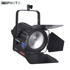 rayzr r7 200 200w photo studio led focus light spotlight daylight